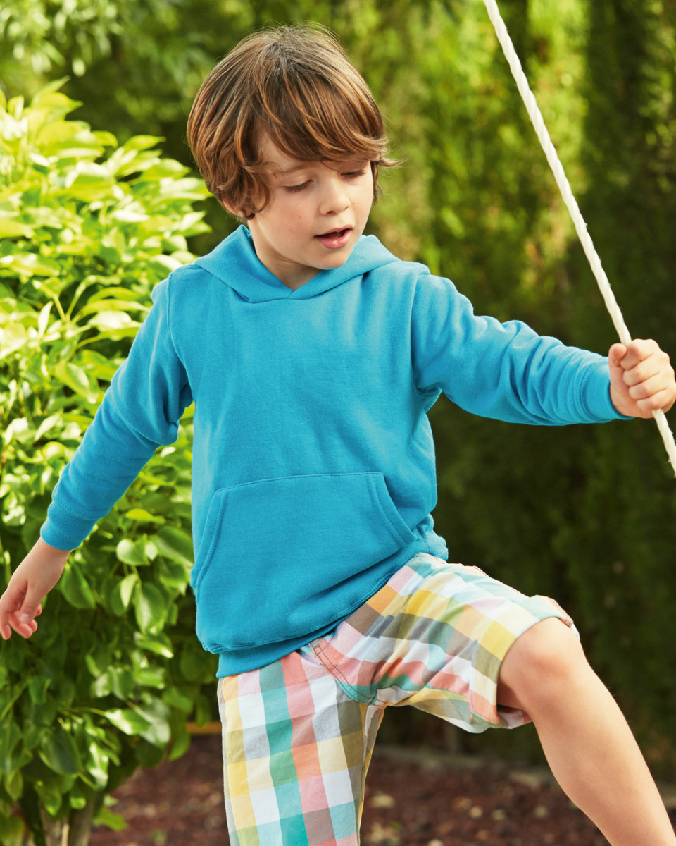 62043 - Children's Hooded Sweatshirt