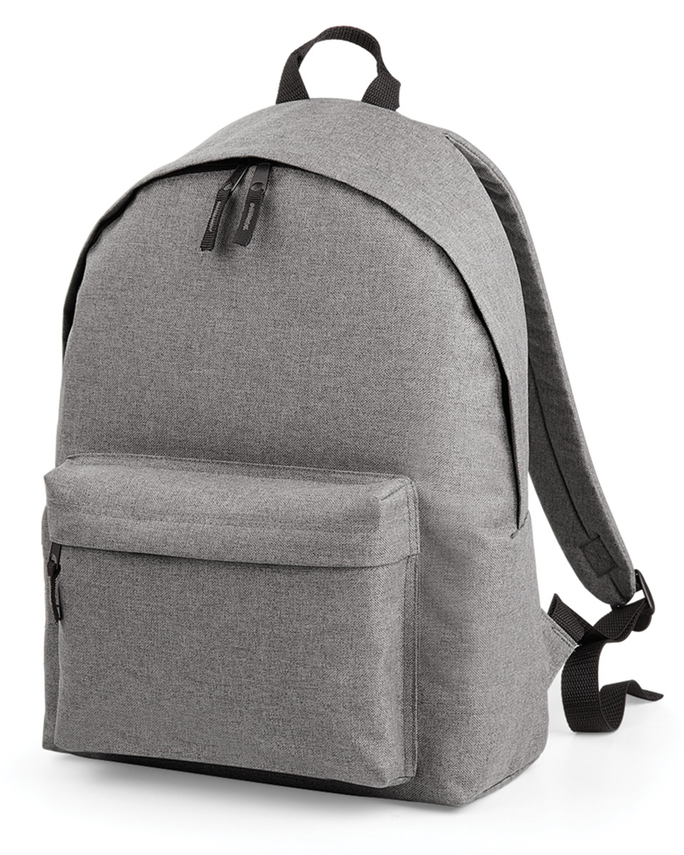 BG126 - Two Tone Fashion Backpack