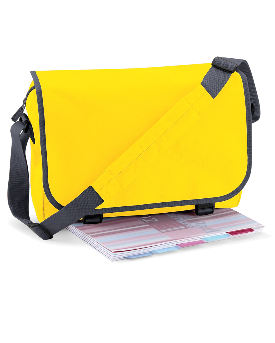 BG21 - Bagbase Messenger Bag