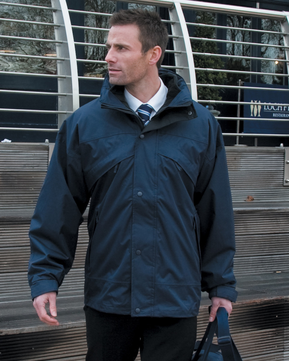 R68X - Deatchable Inner Fleece Lining Jacket