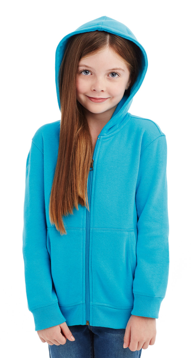 ST5770 - Active Childrens Sweat Jacket