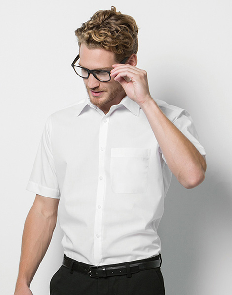 KK102 - Business shirt short sleeved
