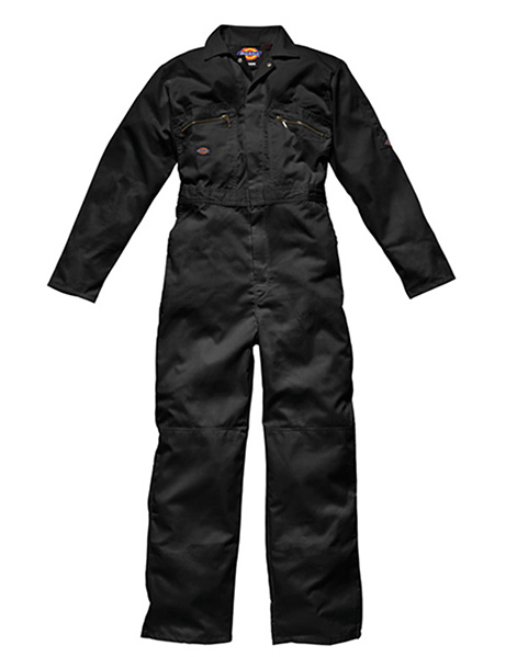 WD001 WD4839 - Redhawk zipped coverall